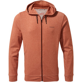 Craghoppers NosiLife Tilpa Hupparitakki Miehet, burnt whiskey orange